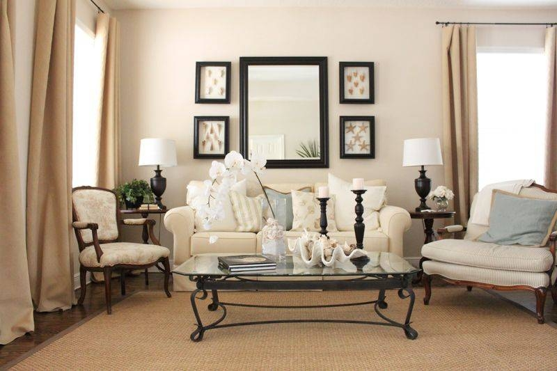 Decorative Wall Mirrors For Living Room – Living Room With Wall Mirrors For Living Room (#5 of 15)