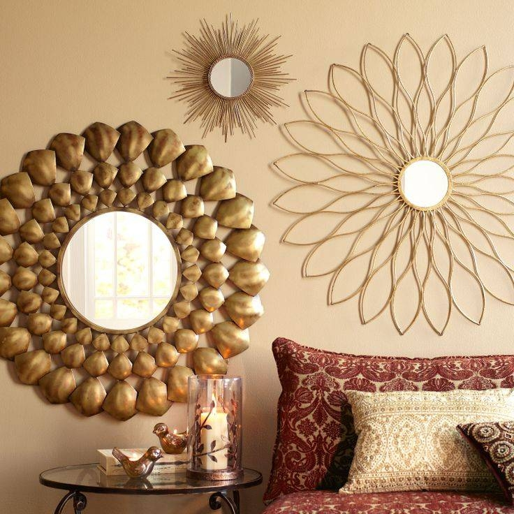 15 Best Collection of Sun Wall Mirrors