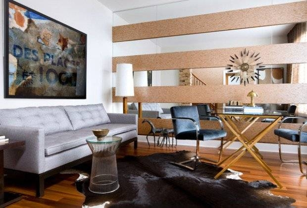 Decorative Wall Mirrors Living Room (#6 of 15)