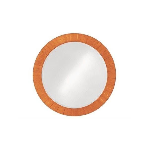 Die Besten 25+ Orange Wall Mirrors Ideen Auf Pinterest Regarding Orange Wall Mirrors (#8 of 15)