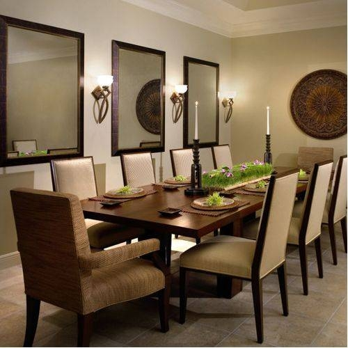 Popular Photo of Dining Mirrors