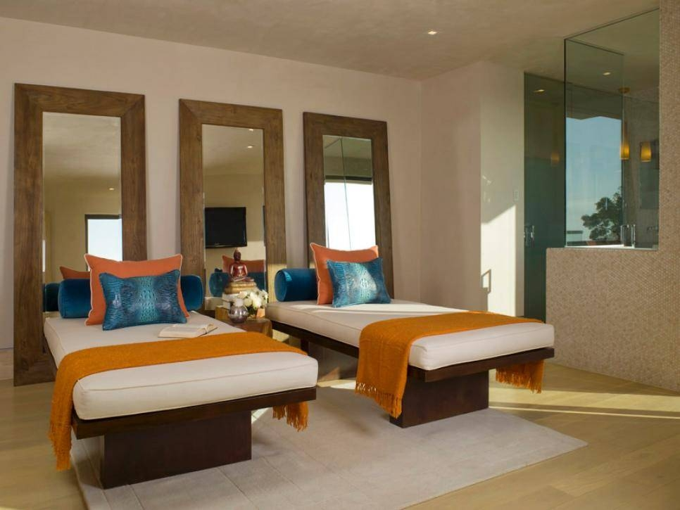 Dreamy Bedroom Mirrors   Hgtv With Regard To Modern Bedroom Mirrors (#8 of 15)