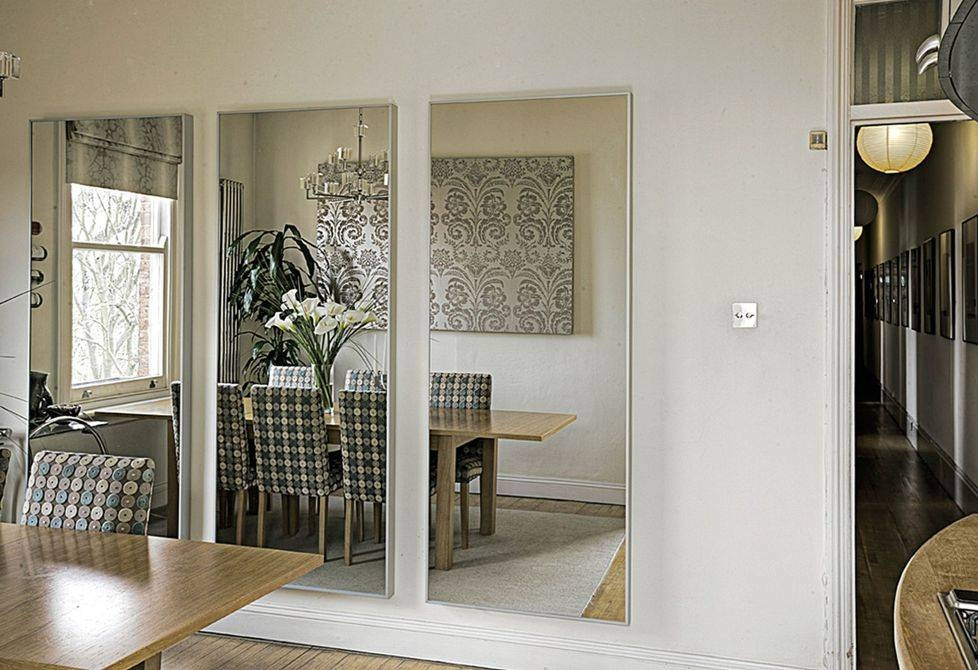 Elegant Large Oversized Wall Mirrors : Doherty House – How To With Large Elegant Wall Mirrors (#3 of 15)
