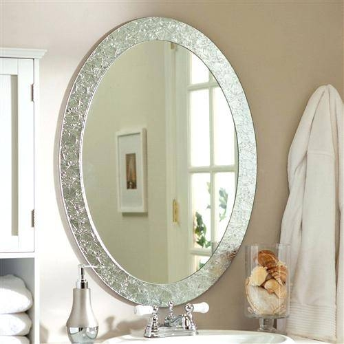 Elegant Traditional Wall Mirror For Bathrooms Elegant Lighting With Elegant Large Wall Mirrors (#4 of 15)