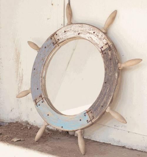 Popular Photo of Coastal Wall Mirrors