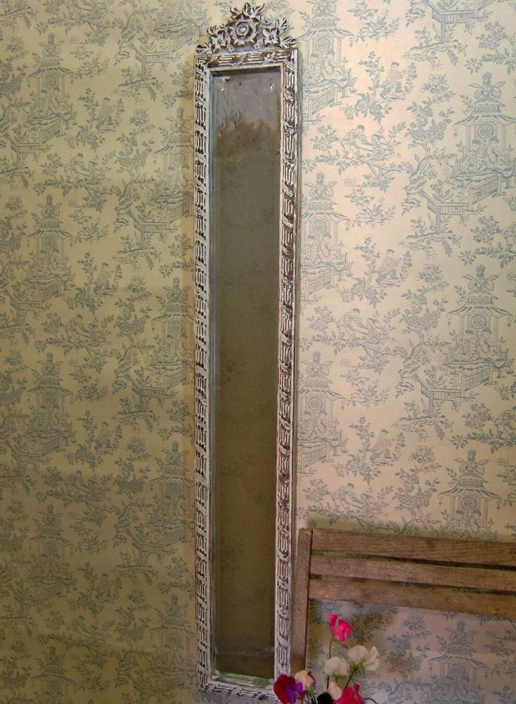 Enchanting 80+ Narrow Wall Mirror Design Decoration Of Infinity Regarding Tall Narrow Wall Mirrors (View 11 of 15)