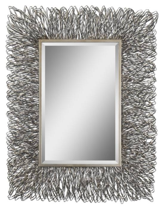 Endearing 40+ Large Silver Wall Mirror Design Inspiration Of In Large Silver Wall Mirrors (#7 of 15)