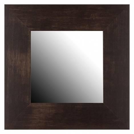 Espresso Mirror Frame | Frames For Bathroom Wall Mirrors Within Pertaining To Espresso Wall Mirrors (#5 of 15)
