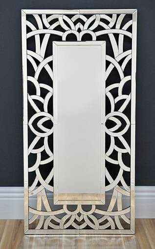 Etched Wall Mirrors Decorative – Todosobreelamor Regarding Etched Wall Mirrors (#5 of 15)