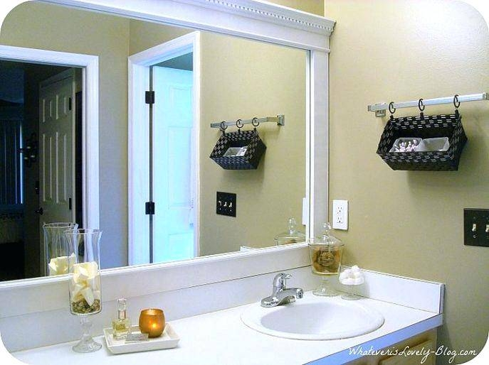 Extra Wide Bathroom Mirrors Extra Wide Bathroom Mirrors Best Of With Regard To Extra Wide Bathroom Mirrors (#8 of 15)