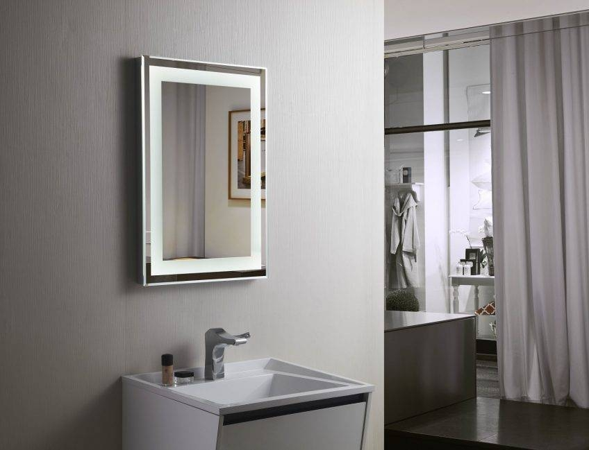 Extra Wide Bathroom Mirrors – Home Design Interior And Exterior Spirit In Extra Wide Bathroom Mirrors (#5 of 15)