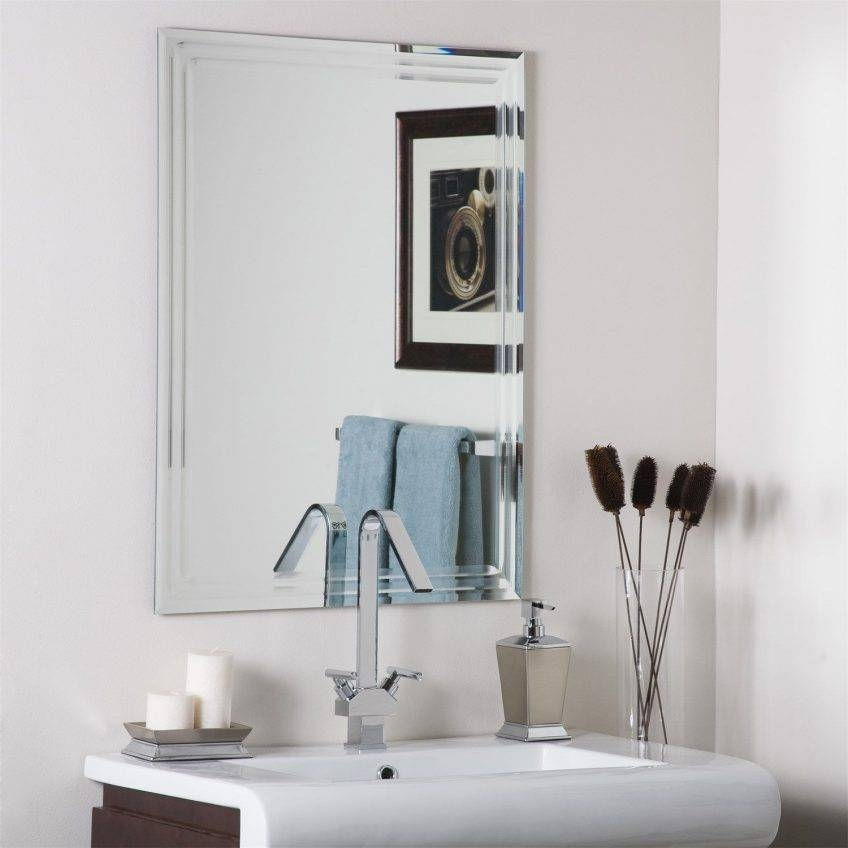 Extra Wide Bathroom Mirrors – Home Design Interior And Exterior Spirit Regarding Extra Wide Bathroom Mirrors (#7 of 15)