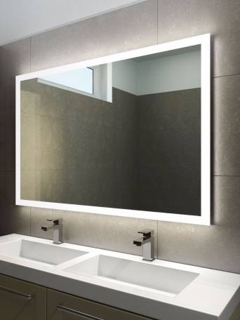 Extra Wide Bathroom Mirrors | Mirrors Designs And Ideas Pertaining To Extra Wide Bathroom Mirrors (#11 of 15)