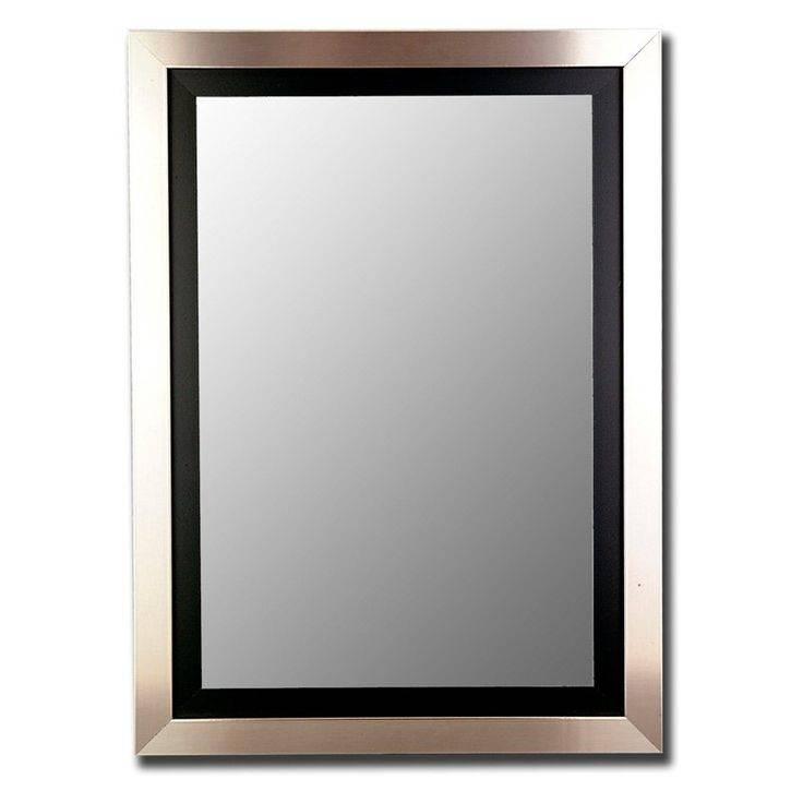Extraordinary 50+ Black Wall Mirrors Design Decoration Of Wall Inside Decorative Black Wall Mirrors (#8 of 15)
