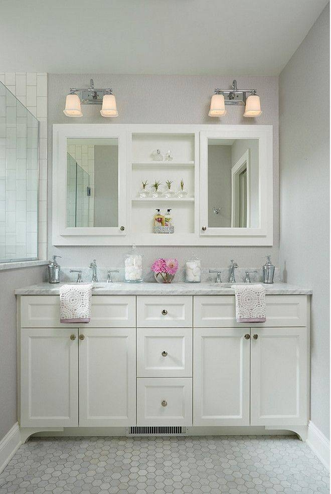 Fabulous Bathroom Mirrors For Double Vanity And 25 Best Double Within Double Vanity Bathroom Mirrors (#10 of 15)