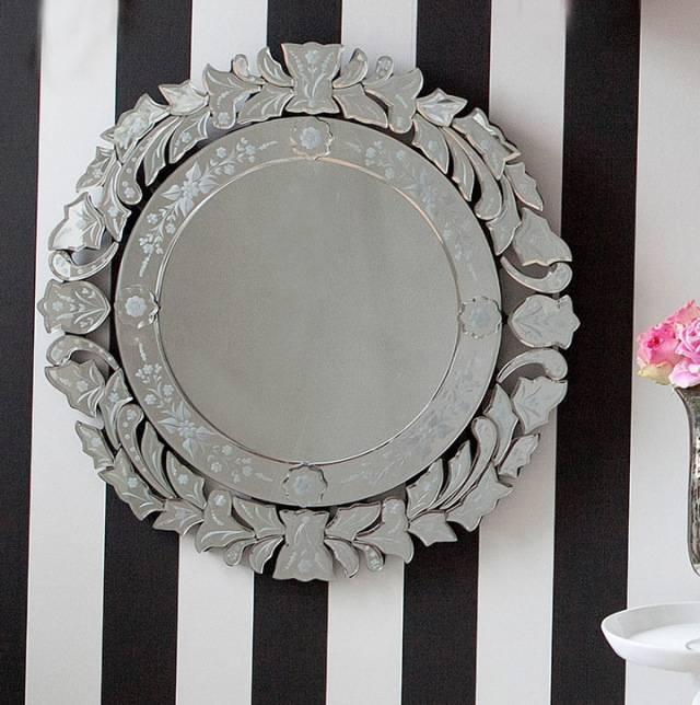 Fancy Bathroom Wall Mirrors   Home Design Ideas Inside Fancy Bathroom Wall Mirrors (#10 of 15)