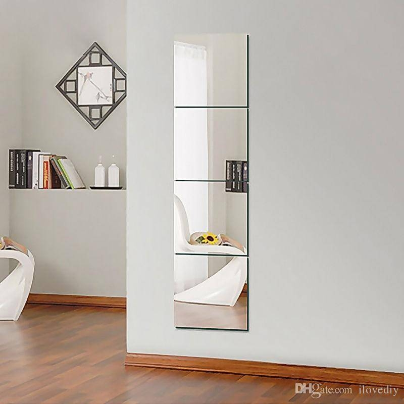 Fashion 3d Decorative Home Mirror Hexagon Vinyl Removable Wall Intended For Hexagon Wall Mirrors (View 10 of 15)