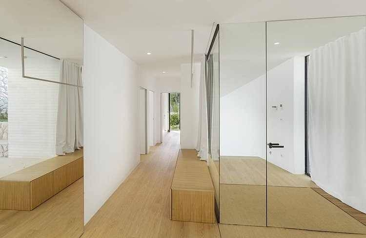 Floor To Ceiling Wall Mirrors | Home Design For Floor To Ceiling Wall Mirrors (#11 of 15)