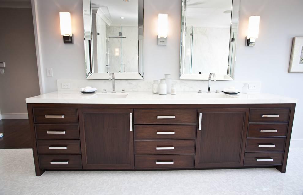 Frameless Beveled Mirrors For Bathroom #314 Intended For Frameless Beveled Bathroom Mirrors (#6 of 15)