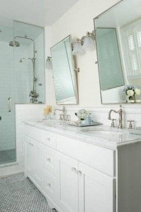 Frameless Decorative Wall Mirrors – Foter Regarding Frameless Bathroom Wall Mirrors (#11 of 15)