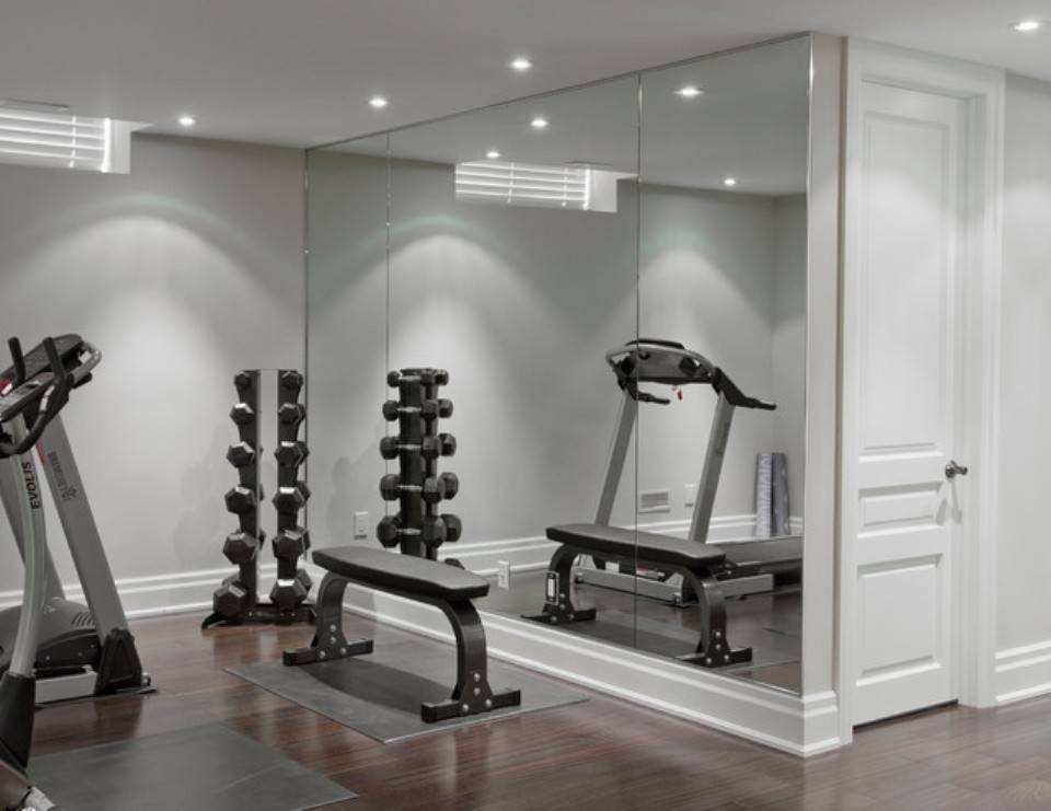 15 Inspirations Of Large Wall Mirrors For Gym