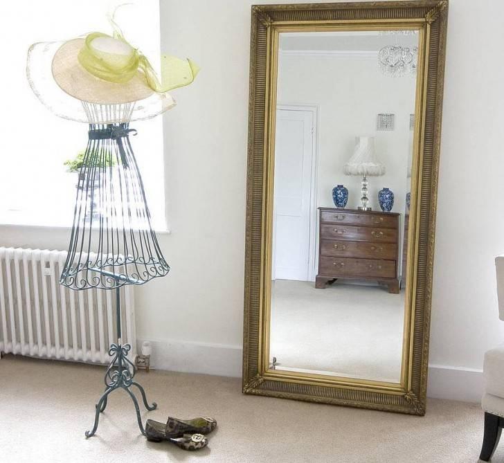 Full Length Decorative Wall Mirrors Awe Inspiring 5 Regarding Decorative Full Length Wall Mirrors (#7 of 15)