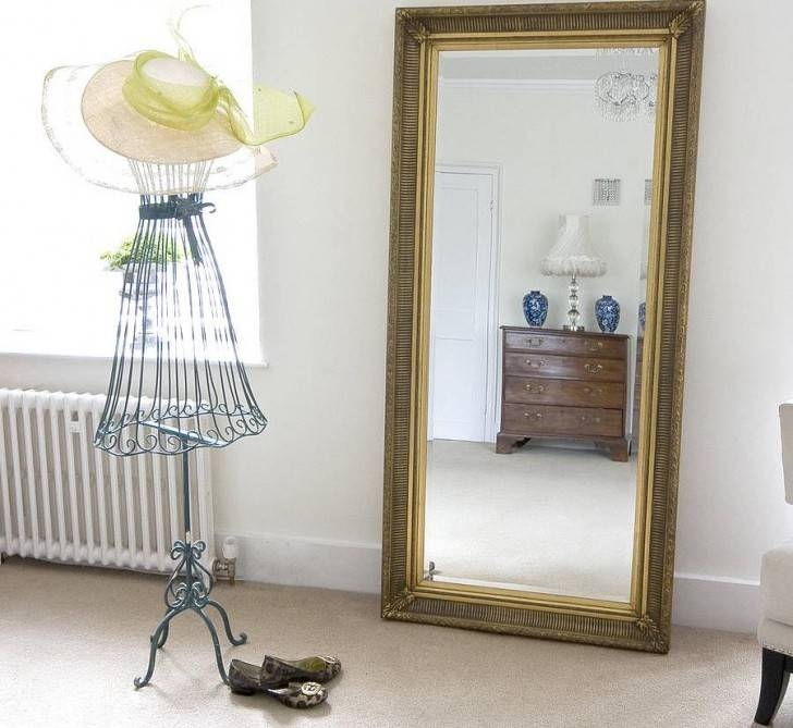Full Length Decorative Wall Mirrors Awe Inspiring 5 With Regard To Full Length Decorative Wall Mirrors (#7 of 15)