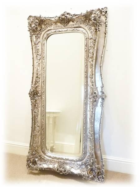 Full Length Decorative Wall Mirrors | Ericakurey Regarding Decorative Full Length Wall Mirrors (#14 of 15)