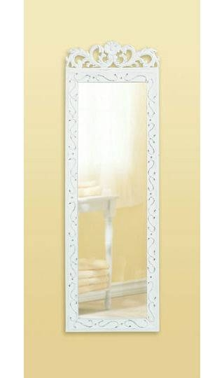 Full Length Decorative Wall Mirrors Inspiring Good Floor Mirrors Inside Full Length White Wall Mirrors (#6 of 15)