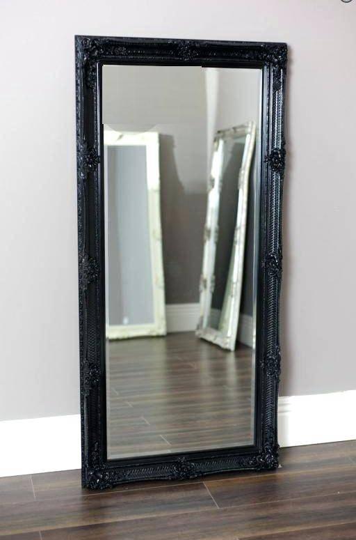 Full Length Wall Mirror Ikea Uk Full Length Mirror Uk Cheap Wall Inside Cheap Black Wall Mirrors (View 10 of 15)