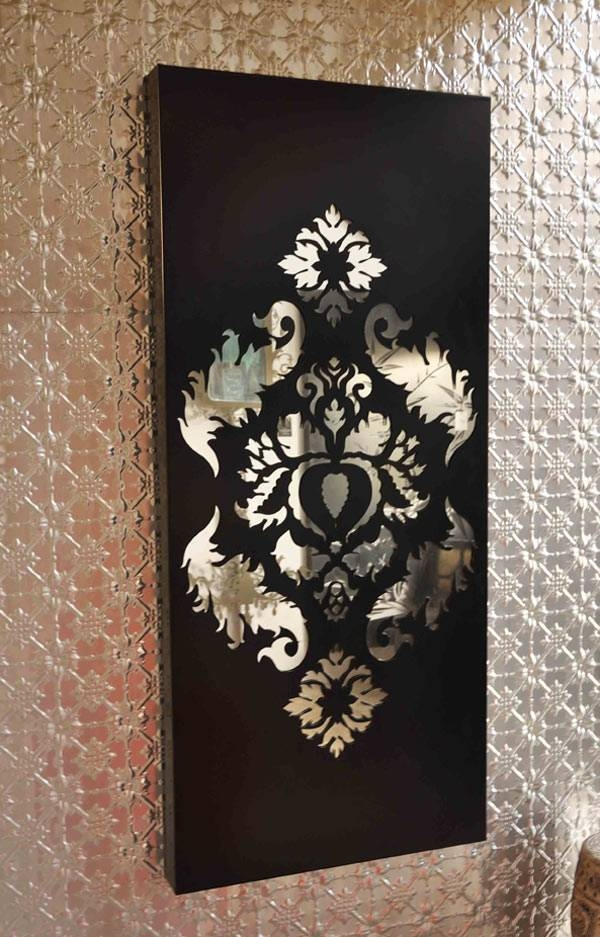 Damask Mirrors Viewing photos of damask mirrors showing 7 of 15 photos inspiration about furniture mirrors archives po box designs with regard to damask mirrors sisterspd