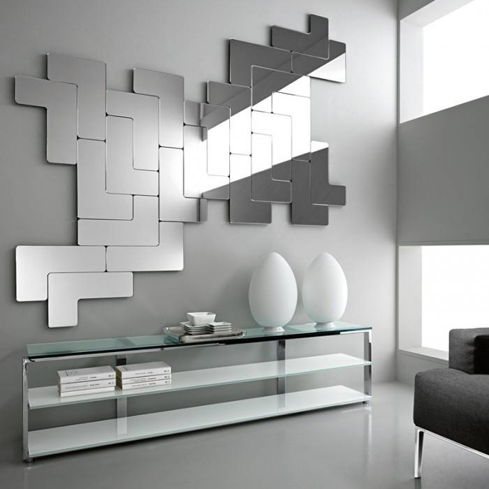 geometric abstract and modern mirror design wed welcome the with - Modern Mirrors