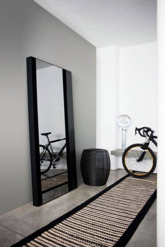 Inspiration about Giopato & Coombes Shift Free Standing Wall Mirror | Mirrors In Standing Wall Mirrors (#5 of 15)