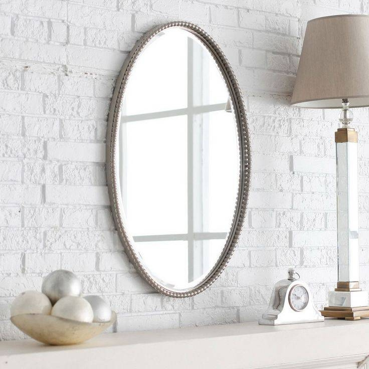 Inspiration about Glamorous 70+ Oval Bathroom Wall Mirrors Design Inspiration Of Within Oval Bathroom Wall Mirrors (#5 of 15)
