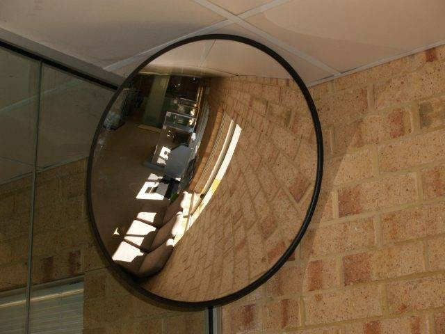 Inspiration about Glamorous Hallway Safety Mirrors Pictures Design Ideas – Amys Office Within Hallway Safety Mirrors (#3 of 15)