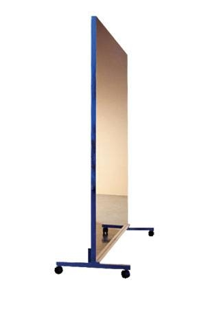 Glassless Mirrors / Mylar Mirrors Make The Ideal Dance Mirror For Movable Mirrors (View 2 of 15)