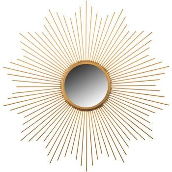 Inspiration about Gold Metal Starburst Wall Mirror | Hobby Lobby For Hobby Lobby Wall Mirrors (#14 of 15)