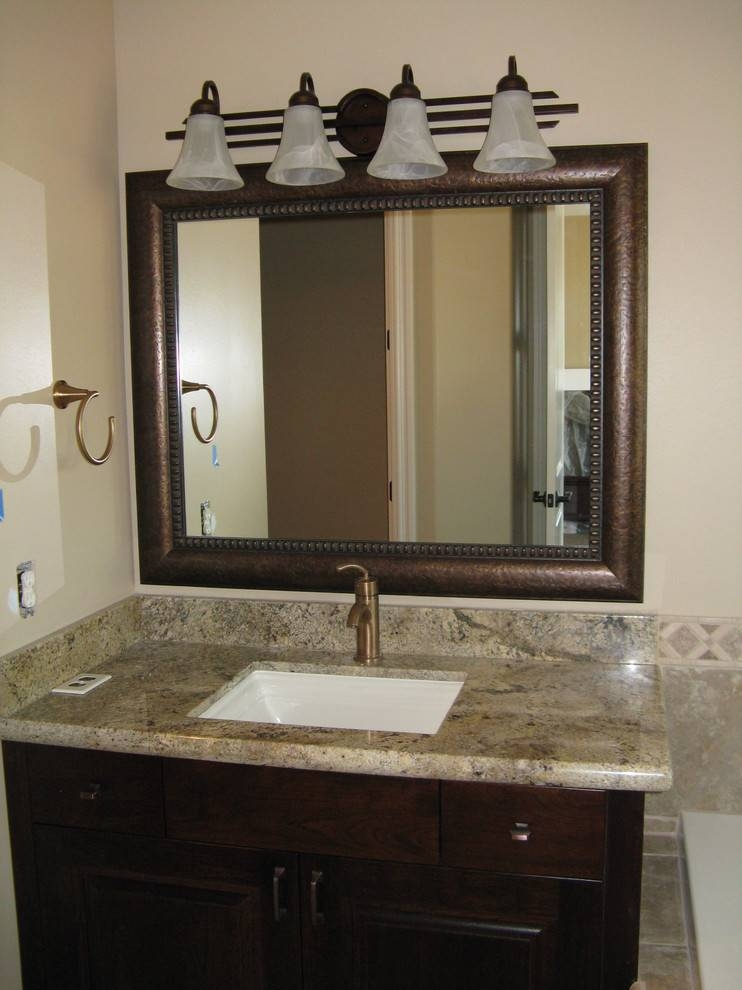 Inspiration about Gorgeous Bath Vanity Mirrors Custom Bathroom Mirrors Main Rules Regarding Custom Bathroom Vanity Mirrors (#8 of 15)