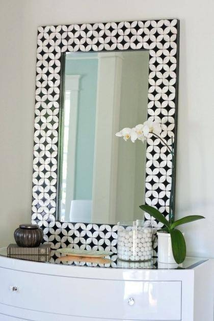 Inspiration about Gorgeous Rhinestone Wall Mirror Tips Pier 1 Mirrors Design With Pertaining To Rhinestone Wall Mirrors (#6 of 15)