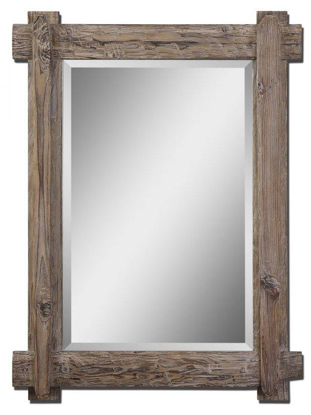 Inspiration about Gorgeous Wall Ideas Beautiful Inspiration Wooden Framed Large With Regard To Cherry Wood Framed Wall Mirrors (#12 of 15)