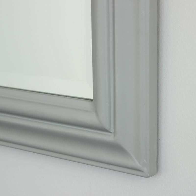 Popular Photo of Grey Wall Mirrors