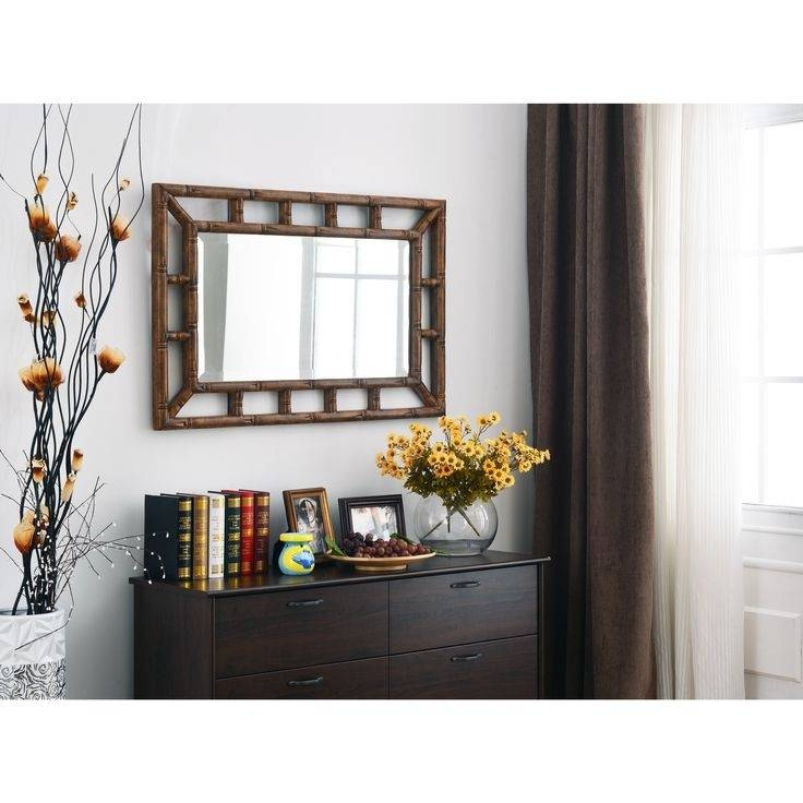 Inspiration about Guest Picks Faux Bamboo Furniture Asian Inspired Wall Mirrors Within Asian Inspired Wall Mirrors (#1 of 15)