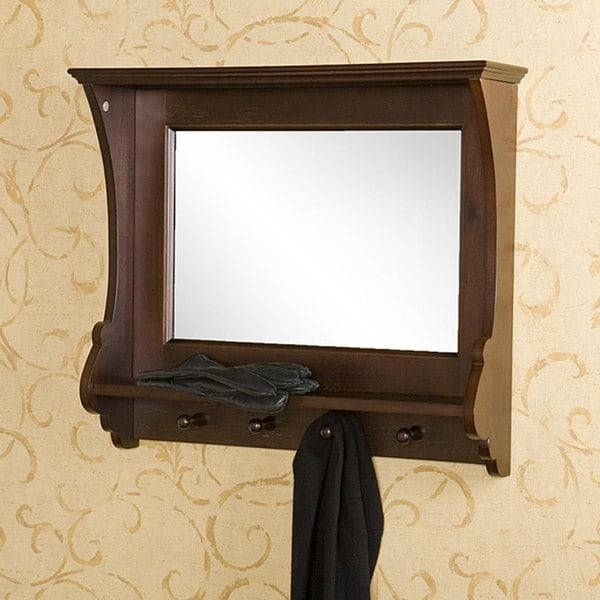Harper Blvd Kelly Espresso Wall Mirror – Free Shipping Today Within Espresso Wall Mirrors (View 6 of 15)