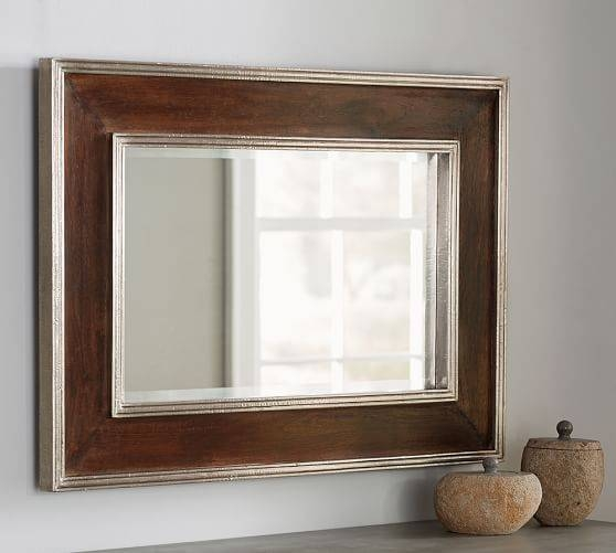 Hayden Wall Mirror | Pottery Barn For Pottery Barn Wall Mirrors (#6 of 15)