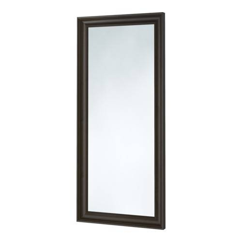 Hemnes Mirror – Black Brown – Ikea Regarding Ikea Full Length Wall Mirrors (#6 of 15)