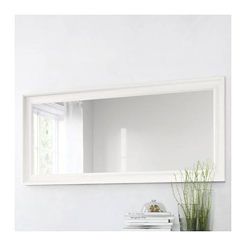 Hemnes Mirror White 74X165 Cm – Ikea In Ikea Full Length Wall Mirrors (#7 of 15)