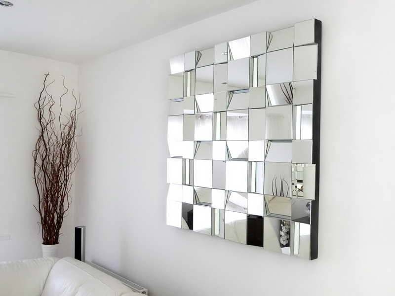 Home Decor Wall Mirrors Improbable Decorating 15 For Home Wall Mirrors (View 13 of 15)
