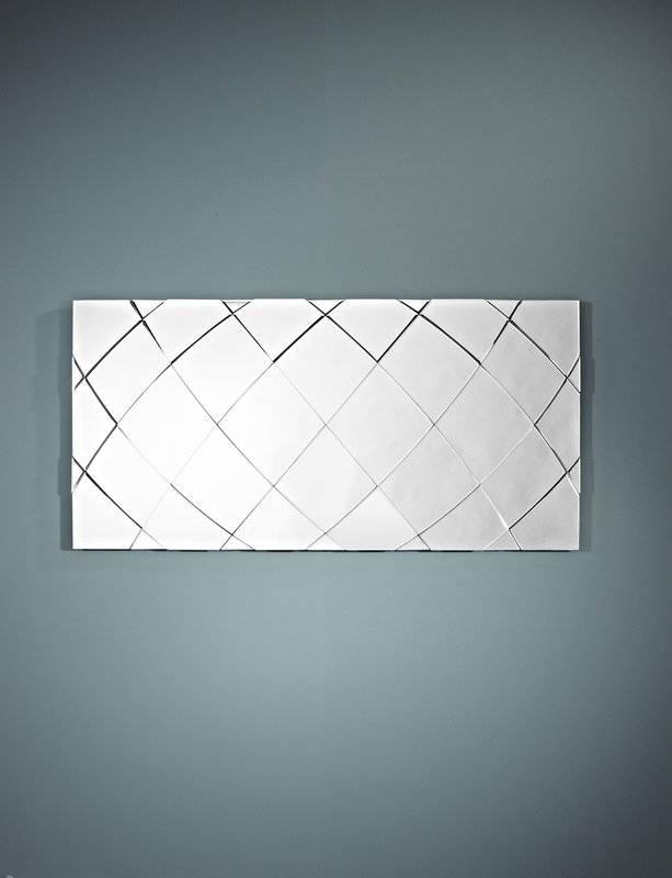 Homka Distine Xl Wall Mirror & Reviews | Allmodern Regarding Xl Wall Mirrors (View 8 of 15)