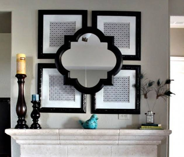 How To Update A Roommirror Layering Within Home Goods Wall Mirrors (View 5 of 15)
