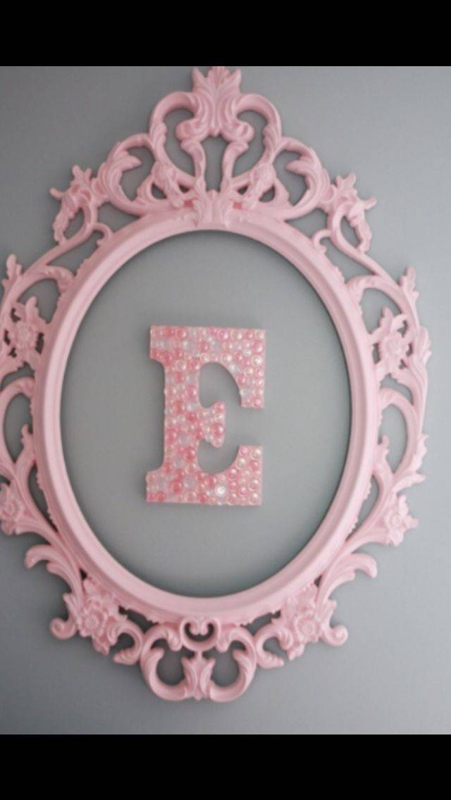 I Have Something Similar To This As A Mirror I Can Bust Out The Pertaining To Girls Pink Wall Mirrors (#9 of 15)